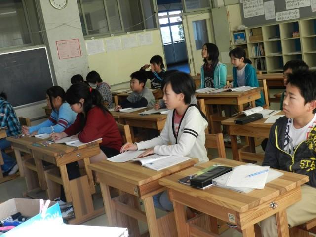 塩竈第二小学校